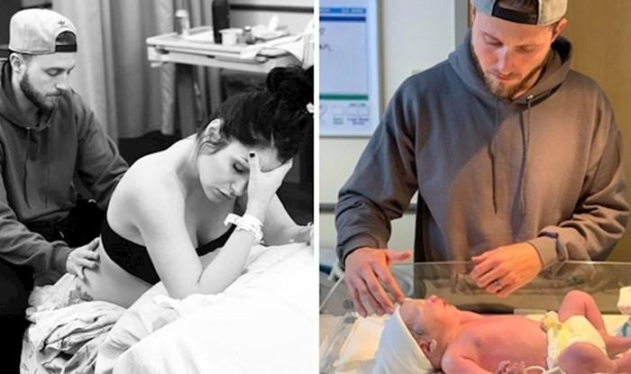 Muškarac je napisao što mu je prolazilo kroz glavu dok mu je žena rađala sina, porukom je dirnuo javnost