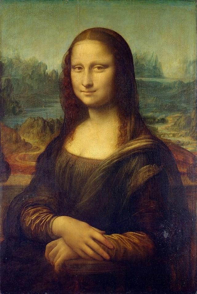 Mona Lisa - 2 milijarde dolara