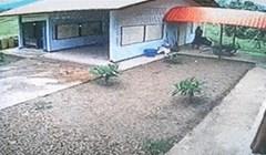 Lopov se namučio s ulaskom u kuću, kasnije je shvatio koliko je smotan