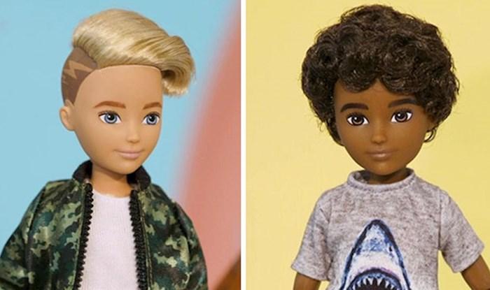 Izašle su nove lutke slične Barbie lutkama, primjećujete li na njima nešto drugačije?