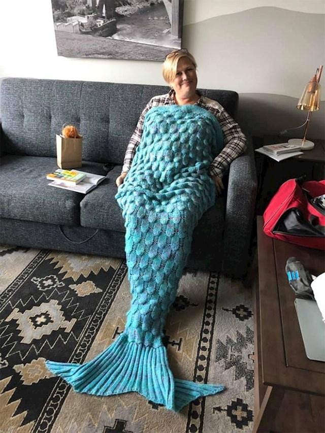 """""""Našla sam si odijelo za sirene!"""""""