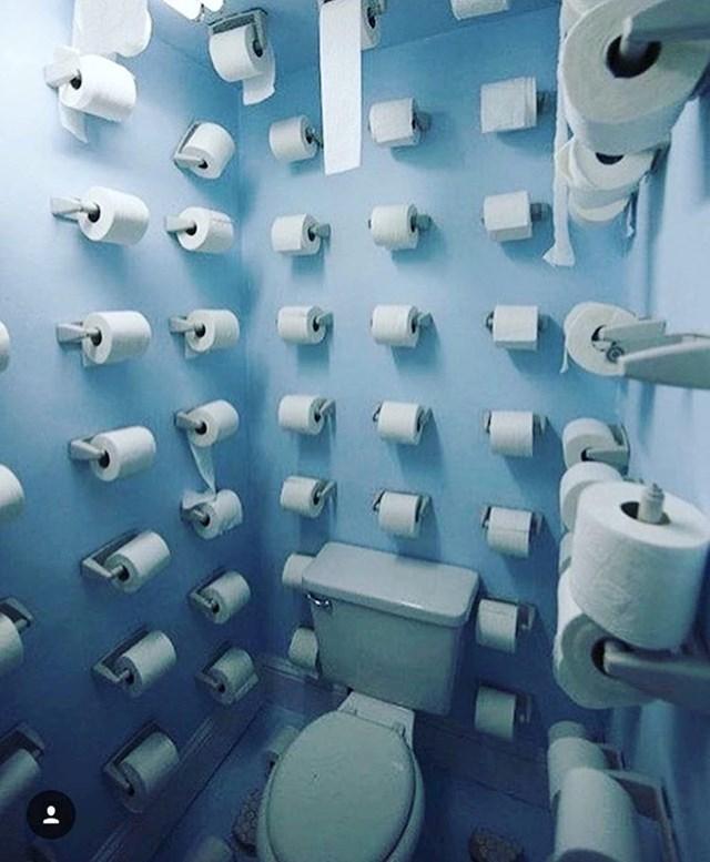 WC s čudnim dizajnom