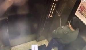 Mladić je iskoristio priliku da se popiša po tipkama u liftu, vrlo brzo je shvatio da to nije trebao učiniti