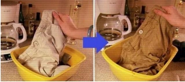"""""""Kavu možete koristiti za farbanje odjeće."""""""
