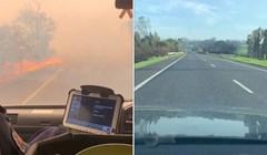 Australski vatrogasac je podijelio snimku u kojoj je pokazao što se dogodilo nakon požara