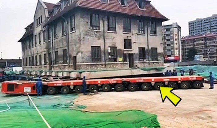 VIDEO Pogledajte kako su Kinezi izveli nešto za što nikad ne biste rekli da je moguće