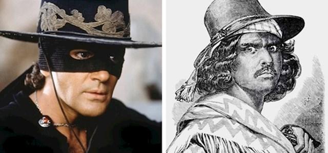 Joaquin Murrieta i Zorro