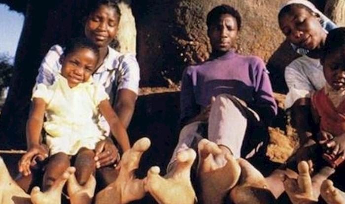 Ovo afričko pleme na svom tijelu krije tajnu zbog koje ih nazivaju ljudima-nojevima