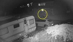 VIDEO Pregledavala je snimku noćne kamere pa ugledala jeziv prizor