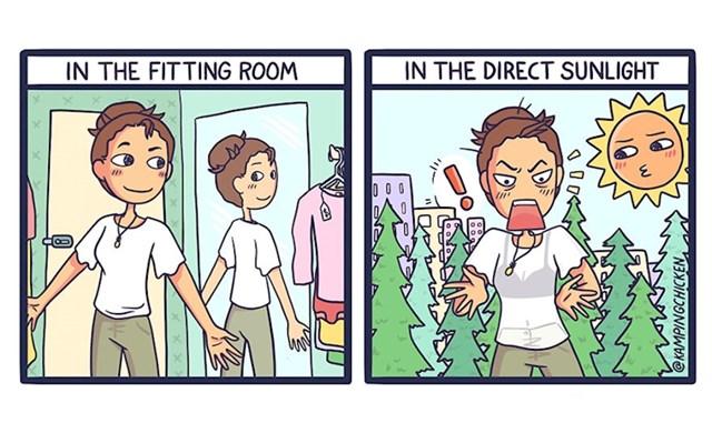 """""""Kupovanje odjeće"""""""