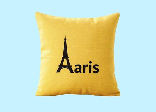 Paris ili Aaris?