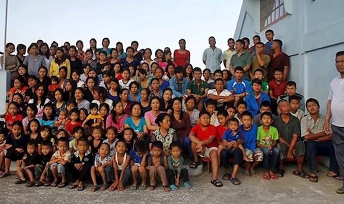 VIDEO Od horde djece do pravih divova: Pogledajte 10 najneobičnijih obitelji na svijetu