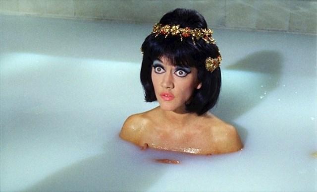 Amanda Barrie — Carry on Cleo (1964)