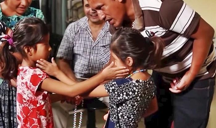 VIDEO Pogledajte što se dogodi kad slijepe osobe dobiju priliku vidjeti svijet oko sebe