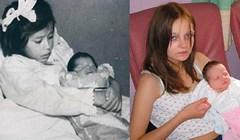 Šokantna istina o 10 najmlađih mama na svijetu koje su djecu rodile definitivno prerano
