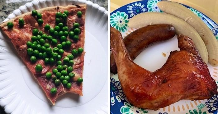 Ljudi su slikali najgore obroke koje su napravili kod kuće tijekom samoizolacije