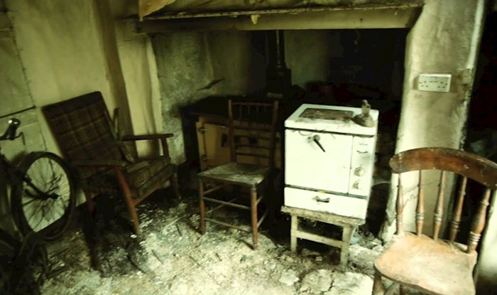 VIDEO Stranac je nakon 9 godina ušao u napuštenu kuću starice, unutra ga je dočekao jeziv prizor