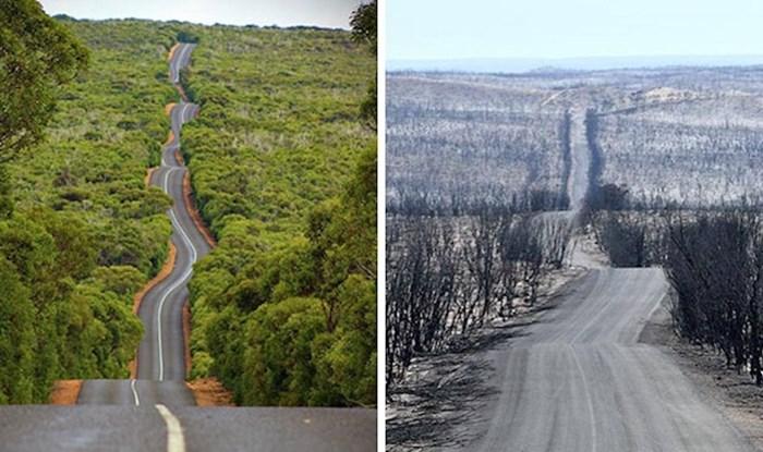 20 šokantnih fotografija koje pokazuju koliko su štete napravili australski šumski požari
