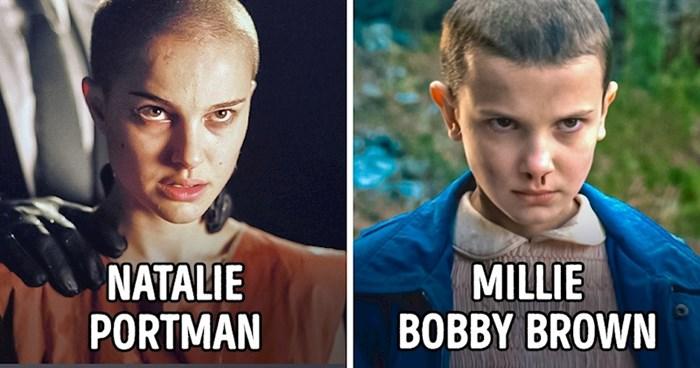 10 poznatih osoba koje izgledaju kao dvojnici drugih zvijezda kad su bile mlađe