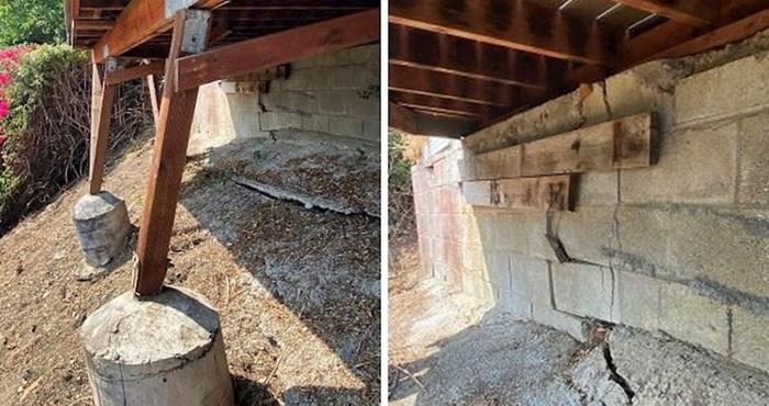 Građevinski inspektori podijelili su slike najstrašnijih prizora koje su vidjeli na poslu