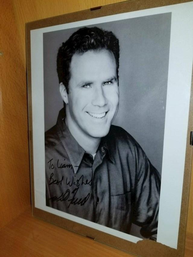 """""""U ovom Airbnb stanu bila je potpisana fotografija Will Ferrella."""""""