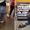 15 smiješnih slika male djece na kojima se odmah vidi da mrze odlazak u shopping