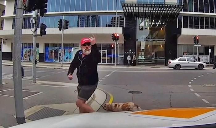 VIDEO Vozači su podijelili najčudnije prizore koje su snimili auto kamerama