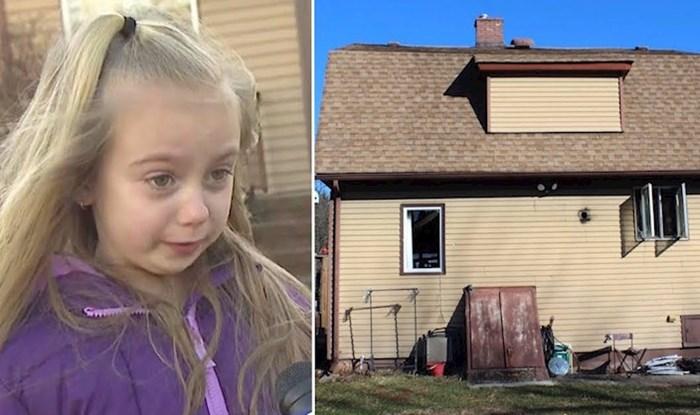 VIDEO Klinka se probudila jer joj je bilo vruće, to je spasilo čitavu obitelj