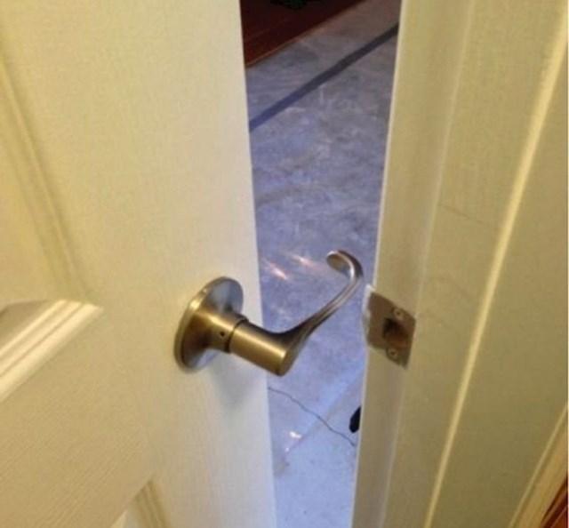 """""""Vrata se nisu htjela zatvoriti. Pitam se zašto..."""""""