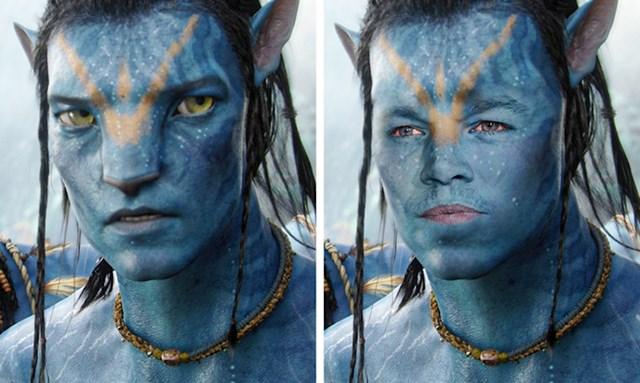 Matt Damon kao glavna uloga u Avataru