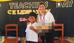 """Učiteljica ostala iznenađena kad je vidjela što joj je učenik poklonio: """"Mislila sam da se šali..."""""""