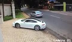 VIDEO Smotani naoružani lopovi nisu imali nikakve šanse protiv ovog vozača Porschea