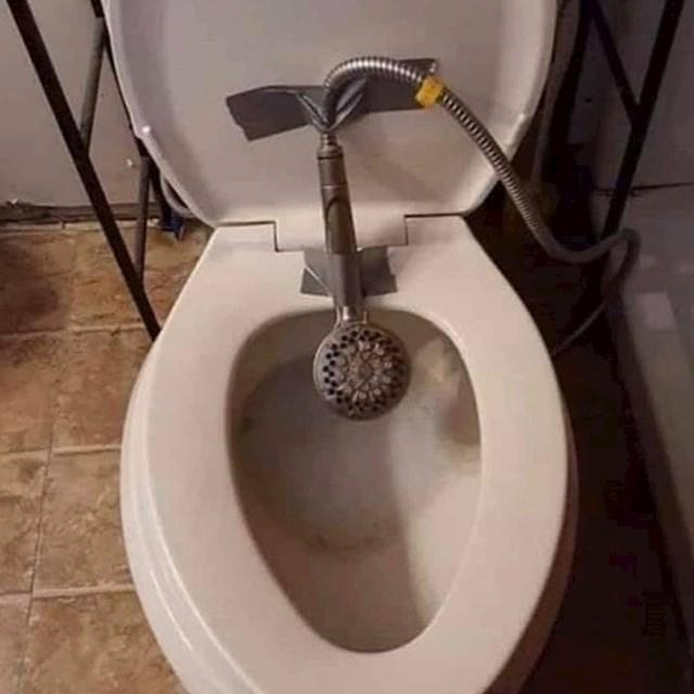"""""""Ovo nas čeka kad nestane WC papira."""""""