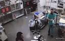 Doktor je pokušao izvesti nešto što nije znao i mogao, nitko osim kamere nije vidio da se osramotio