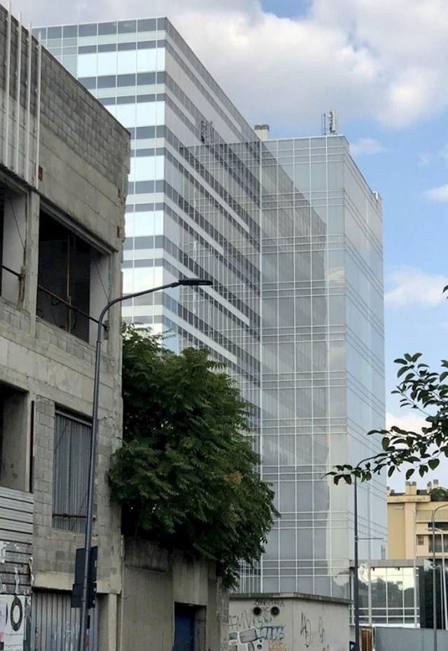 Što se događa s ovim zgradama?