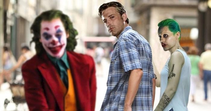 Ljudi su reagirali na novi film o Jokeru, internet je preplavljen smiješnim usporedbama