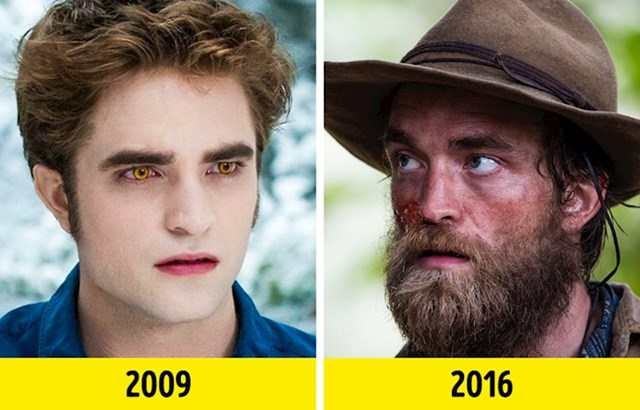 Robert Pattinson, Izgubljeni grad Z