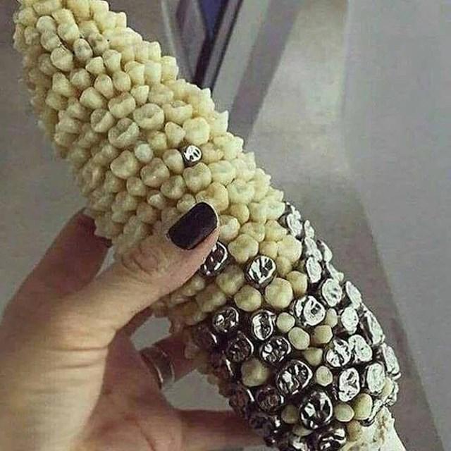 Ne, ovo nije običan kukuruz. Pogledajte malo bolje.