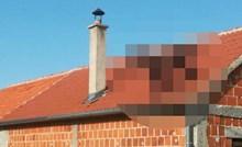 Čovjek se vratio kući, na krovu svog doma je našao nešto što nije očekivao