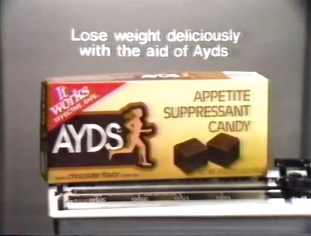 #12 Izgubi kile pomoć AYDS-a. Krasno.