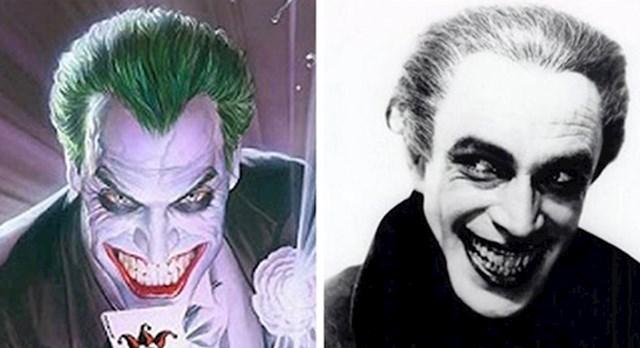 Joker i Conrad Veidt