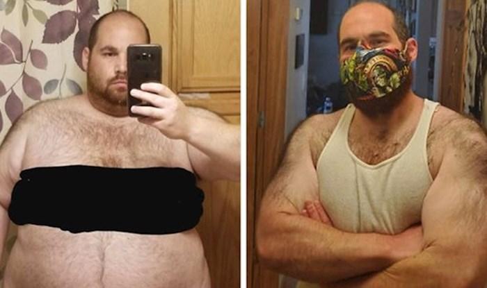 Par je shvatio da imaju problem s kilogramima, u 2 godine su postigli nevjerojatan rezultat