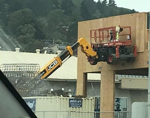 Kako obojiti visoki zid