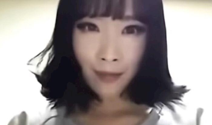 Video žene koja briše samo polovicu lica otkriva pomalo uznemirujuću moć šminke