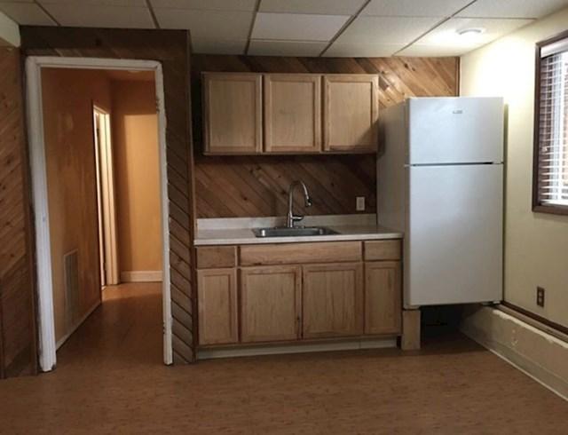 Nisu mogli naći dovoljno mjesta za novi hladnjak pa su napravili novo.