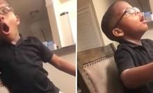 VIDEO Sve mu je bilo jasno: Ovaj dječak je mami priznao što je čuo dok je s mužem bila u spavaćoj sobi