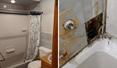 Kupaonica im je bila stara i ružna, znali su da je vrijeme da je pretvore u nešto puno ljepše