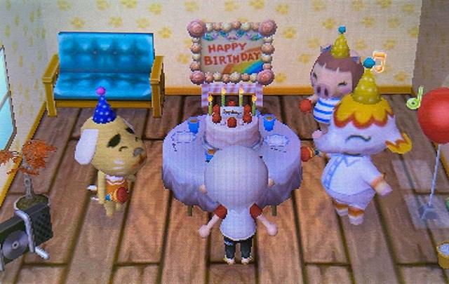"""""""Nisam mogla proslaviti svoj rođendan u stvarnom svijetu pa su mi prijatelji organizirali proslavu u igrici."""""""