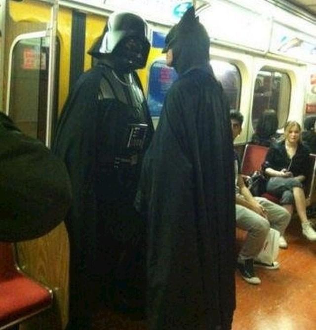 Nesuglasice u podzemnoj željeznici