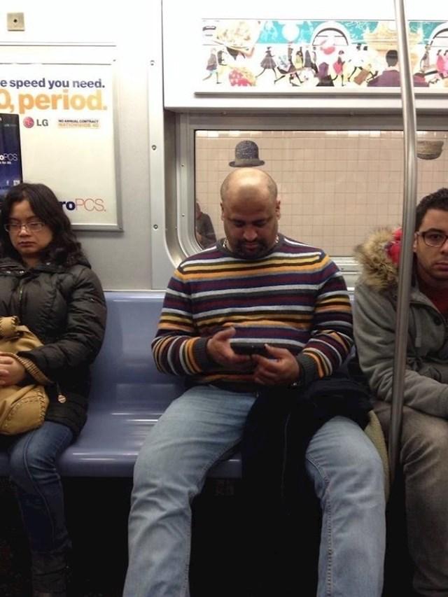 Ponekad je potrebno samo sjediti na pravom mjestu u pravo vrijeme...